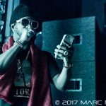 Juicy J performing on Mary Jane Presents Rubba Band Business The Tour at The Fillmore in Detroit, MI on March 10th 2017 photo by Marc Nader