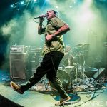 Suicide Machines performing on the Descendents Hypercaffium Spazzinate Tour at The Fillmore in Detroit, MI on April 21st 2017 photo by Marc Nader