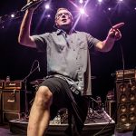 Descendents performing on their Hypercaffium Spazzinate Tour at The Fillmore in Detroit, MI on April 21st 2017 photo by Marc Nader