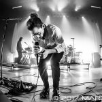 Local Natives performing on their 'Sunlit Youth Tour' at the Royal Oak Music Theatre in Royal Oak, MI on March 31st 2017 Photo by Marc Nader