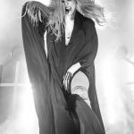 In This Moment performing on their Half God/Half Devil Tour at The Fillmore in Detroit, MI on April 26th 2017 photo by Marc Nader