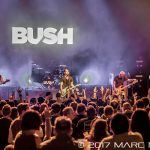 Bush performing on Tour at the Royal Oak Music Theatre in Royal Oak, MI on May 17th 2017 photo by Marc Nader