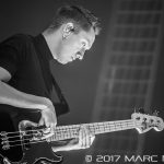 The xx performing on their 'I See You' tour at the Masonic Temple in Detroit, MI on May 2nd 2017 Photo by Marc Nader