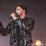 Trey Songz performing on his Tremaine The Tour at the Royal Oak Music Theatre in Royal Oak, MI on May 3rd 2017 photo by Marc Nader
