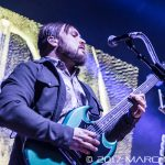 Coheed and Cambria performing on their Neverender Gaibsiv Tour at the Royal Oak Music Theatre in Royal Oak, MI on May 11th 2017 photo by Marc Nader