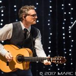 Jesse Cook performing on his One World Tour at the Royal Oak Music Theatre in Royal Oak, MI on May 13th 2017 photo by Marc Nader