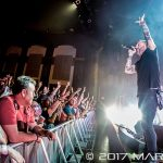Blue October performing on their Home Tour at the Royal Oak Music Theatre in Royal Oak, MI on June 17th 2017 photo by Marc Nader