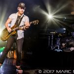 Lifehouse performing on the Looking For Summer Tour at the Meadow Brook Amphitheatre in Rochester Hills, MI on July 30th 2017 Photo by Marc Nader
