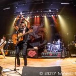 Michael Franti & Spearhead performing on the Love Out Loud Tour at the Royal Oak Music Theater in Royal Oak, MI on August 13th 2017 photo by Marc Nader